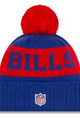 New Era Adult '20 On-Field Sport Knit Buffalo Bills Blue/Red