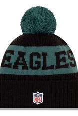 New Era Adult  '20 On-Field Sport Knit Philadelphia Eagles Black/Green