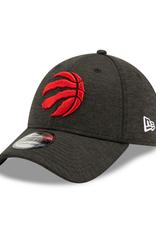 New Era Adult 39THIRTY Shadow B3 Hat Toronto Raptors Black