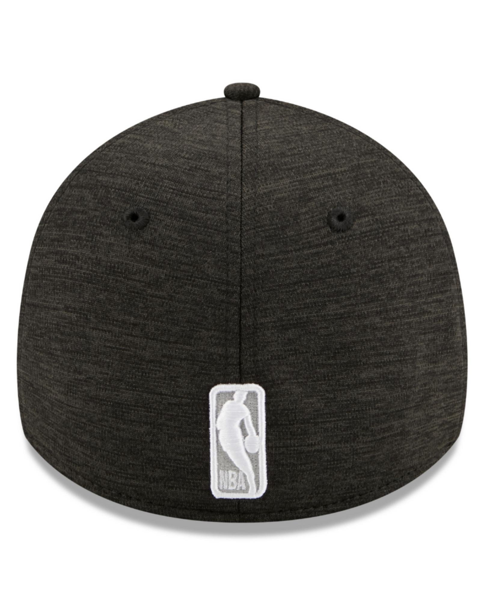 New Era Adult 39THIRTY Shadow B3 Hat Brooklyn Nets Black