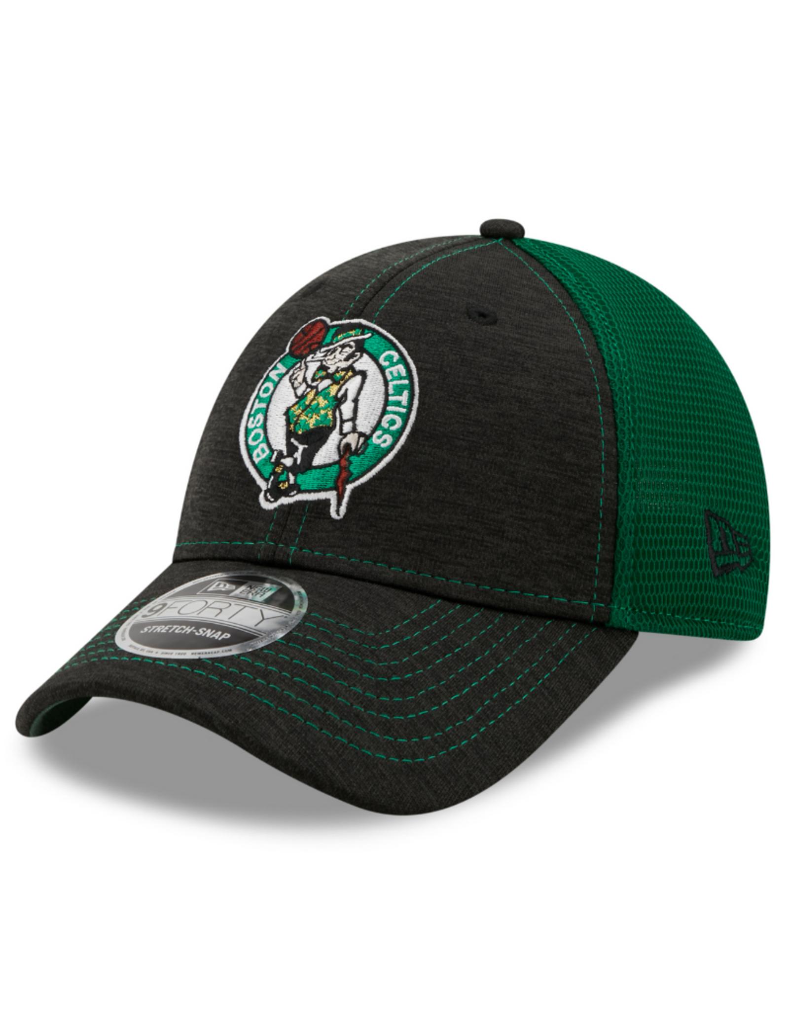 New Era Adult 9FORTY STH Neo B3 Hat Boston Celtics Grey/Green