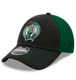 New Era Adult 9FORTY STH Neo B3 Hat Boston Celtics Grey/Green