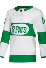 Adidas Adidas Adult Authentic Toronto St. Pats Marner Jersey White