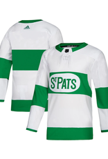 Adidas Adidas Adult Authentic Toronto St. Pats Jersey White