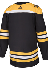 Adidas Adidas Adult Authentic Home Boston Bruins Jersey Black