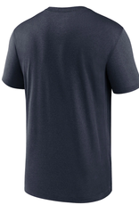 Nike Men's Team Conference T-Shirt Chicago Bears Navy