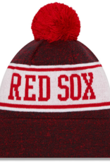 New Era Men's Banner Knit Boston Red Sox Red