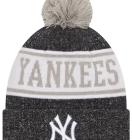 New Era Men's Banner Knit New York Yankees Navy