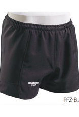 Barbarian Men's Pro Fit Rugby Short Black
