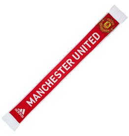 Adidas Adidas Soccer Scarf Manchester United Red