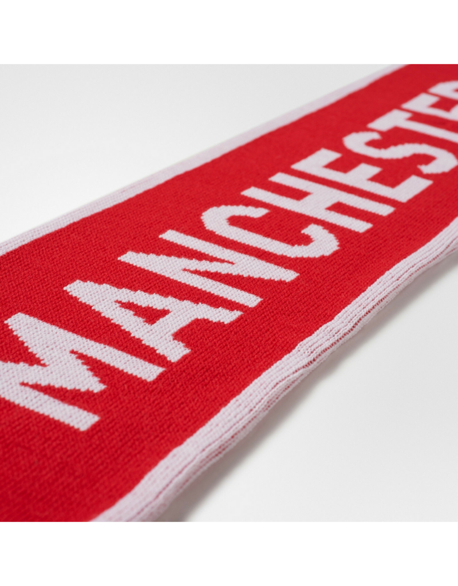 Adidas Adidas Soccer Scarf Manchester United Red