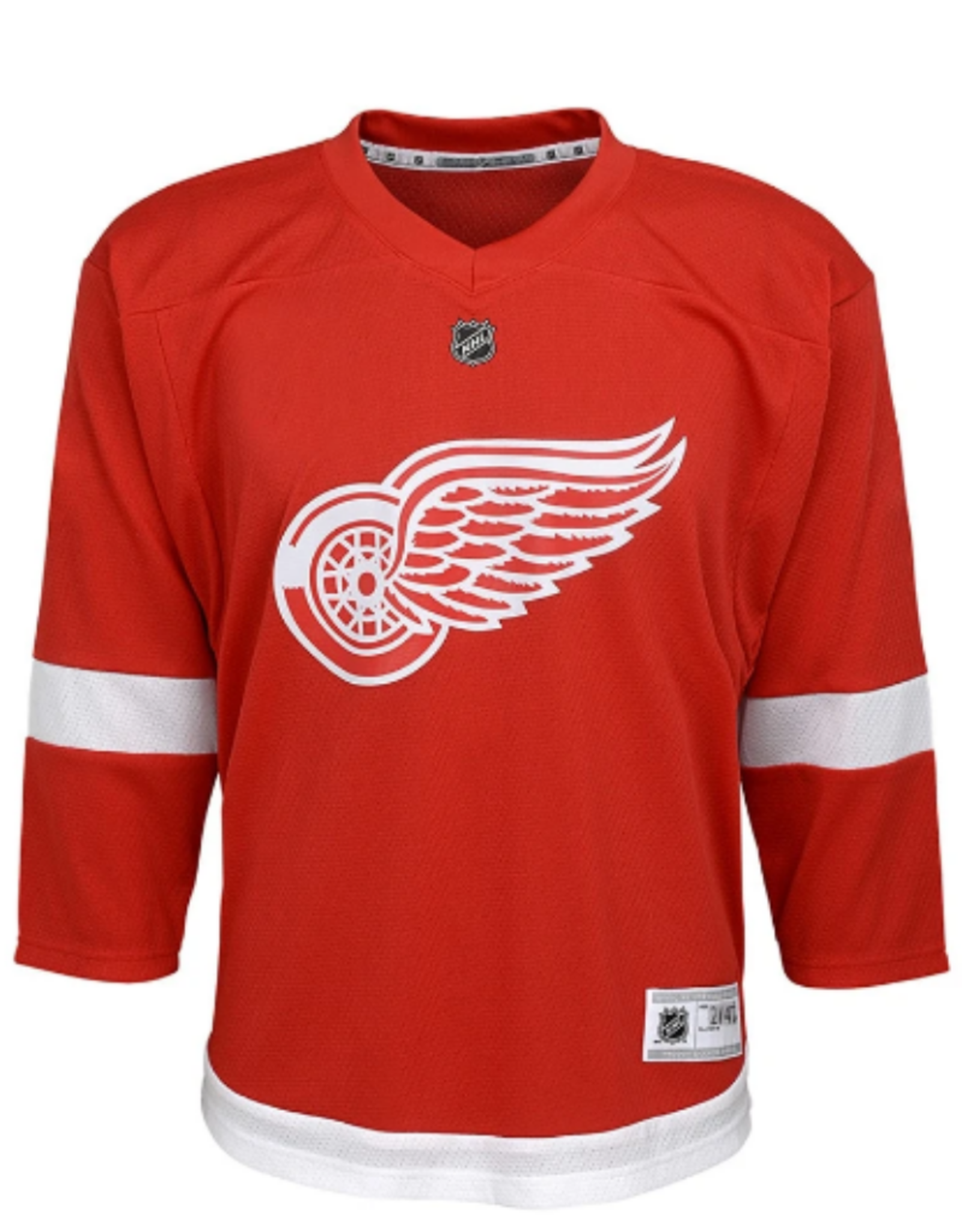 NHL Toddler Replica Jersey Detroit Red Wings 2-4T