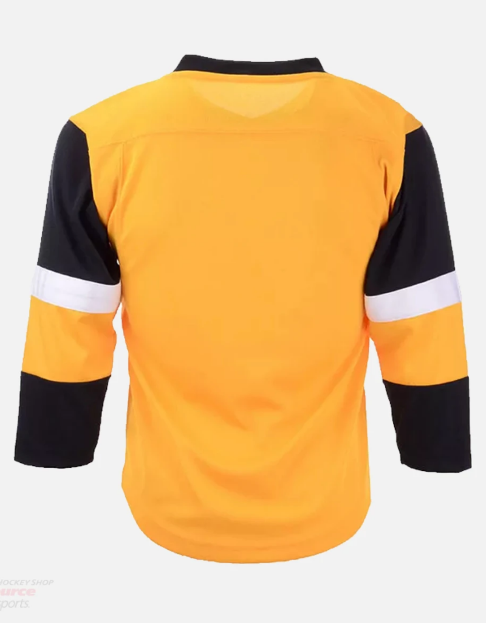 NHL Toddler Replica Jersey Pittsburgh Penguins Yellow 2/4T