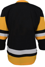 NHL Child's Jersey Pittsburgh Penguins Black 4-7