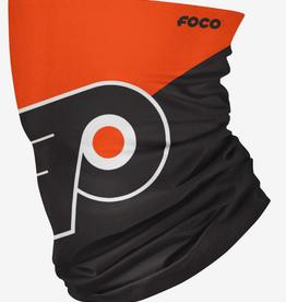 FOCO FOCO Adult Big Logo Gaiter Scarf Philadelphia Flyers