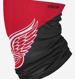 FOCO FOCO Adult Big Logo Gaiter Scarf Detroit Red Wings