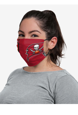 FOCO FOCO Adult Sideline Big Logo Face Cover 1 pack Tampa Bay Buccaneers