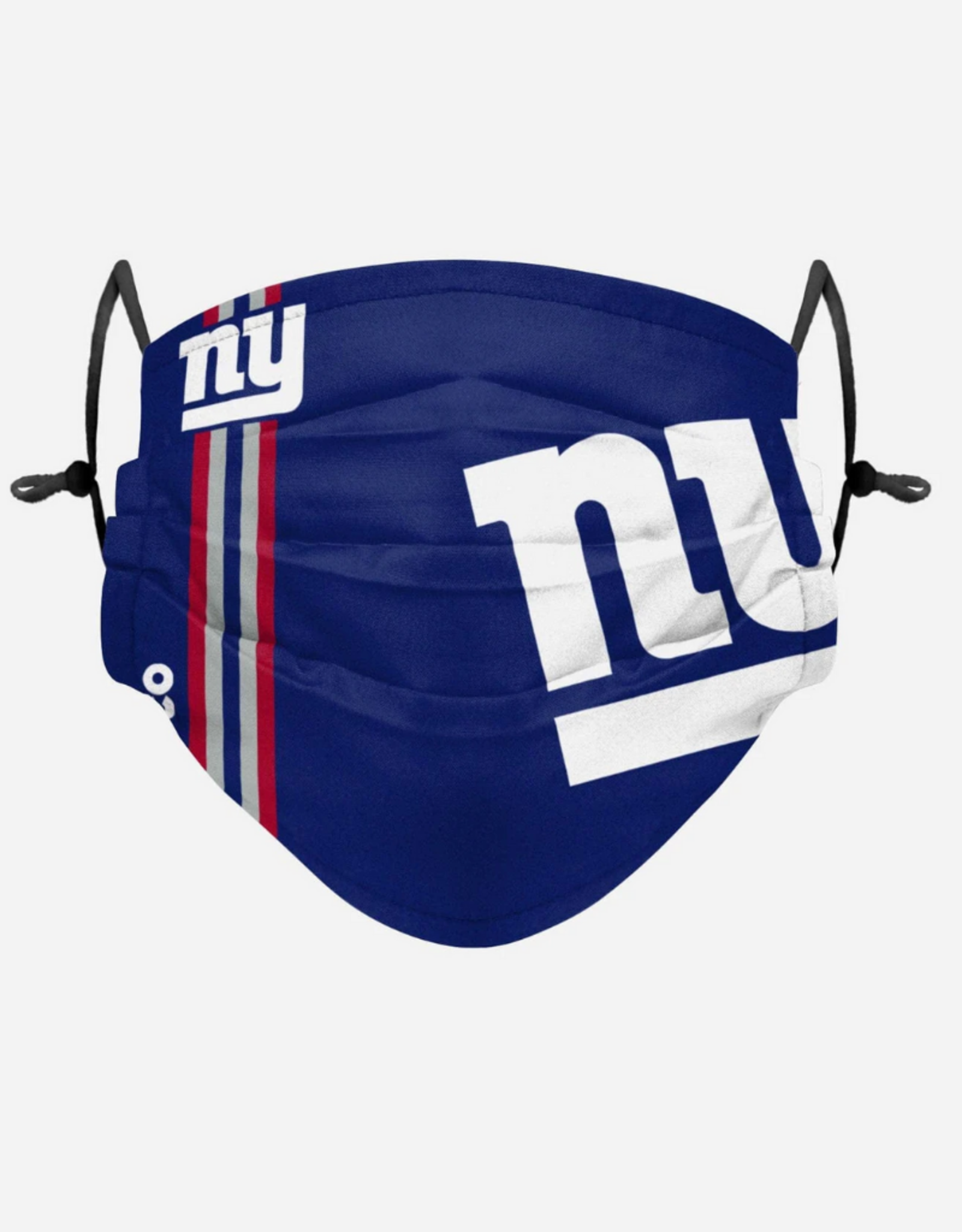 FOCO FOCO Adult Sideline Big Logo Face Cover 1 Pack New York Giants