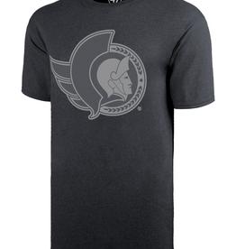 '47 Men's Carbon T-Shirt Ottawa Senators Grey