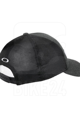 Oakley Men's Heather New Era Adjustable Hat Black