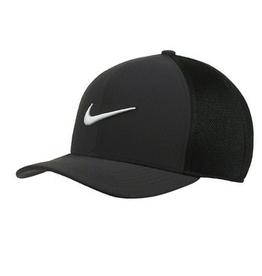Nike Men's Aerobill Classic 99 Adjustable Mesh Hat  Black/Black