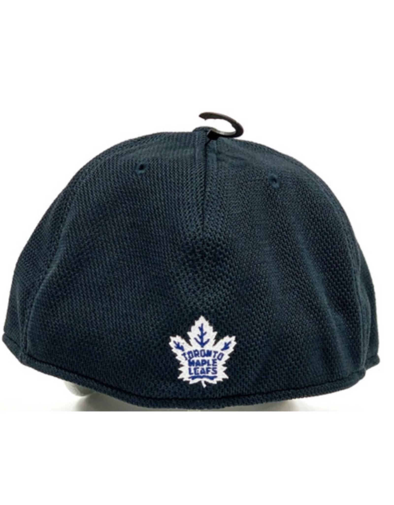 '47 Men's Nexum Contender Stretch Fit Hat Toronto Maple Leafs White Navy