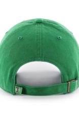 '47 Men's Clean Up Adjustable Hat Boston Celtics Green