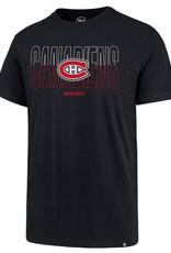 '47 Men's Split Squad T-shirt Montreal Canadiens Navy
