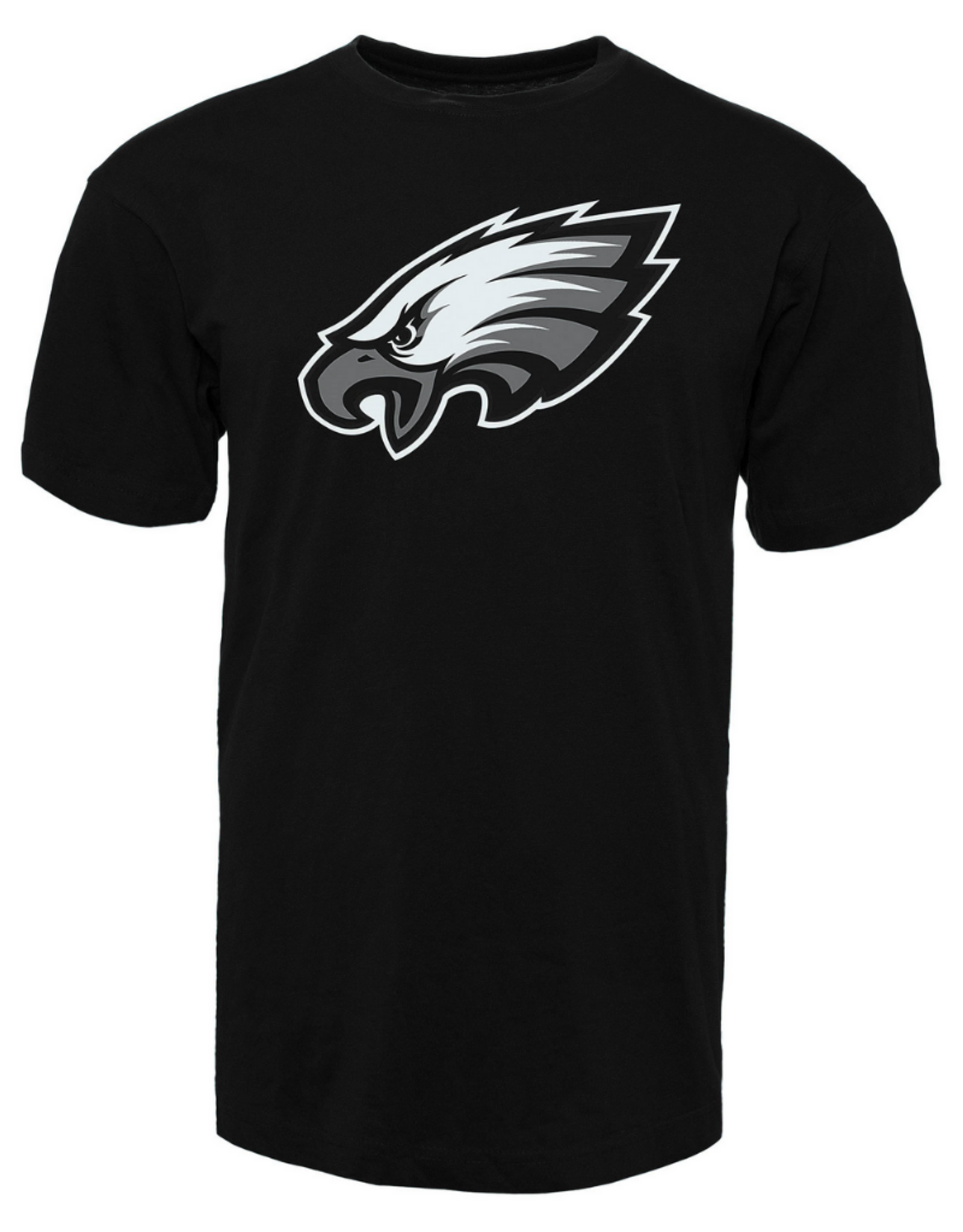'47 Men's Fan T-Shirt Philadelphia Eagles Black