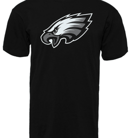 '47 Men's Fan T-Shirt Philadelphia Eagles Black