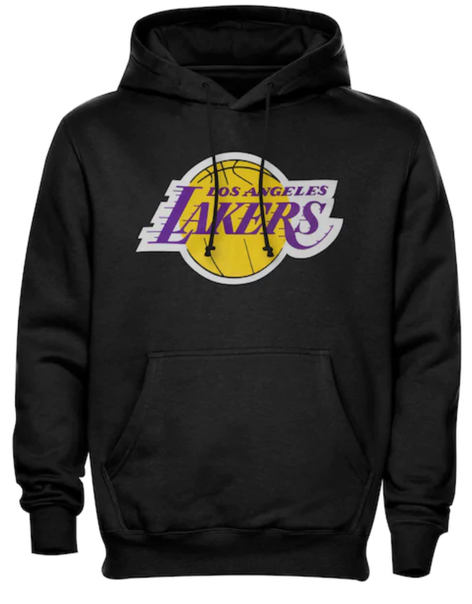 '47 Men's Imprint Headline Logo Hoodie Los Angeles Lakers Black