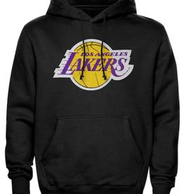 '47 Men's Imprint Headline Logo Hoodie Los Angeles Lakers Black