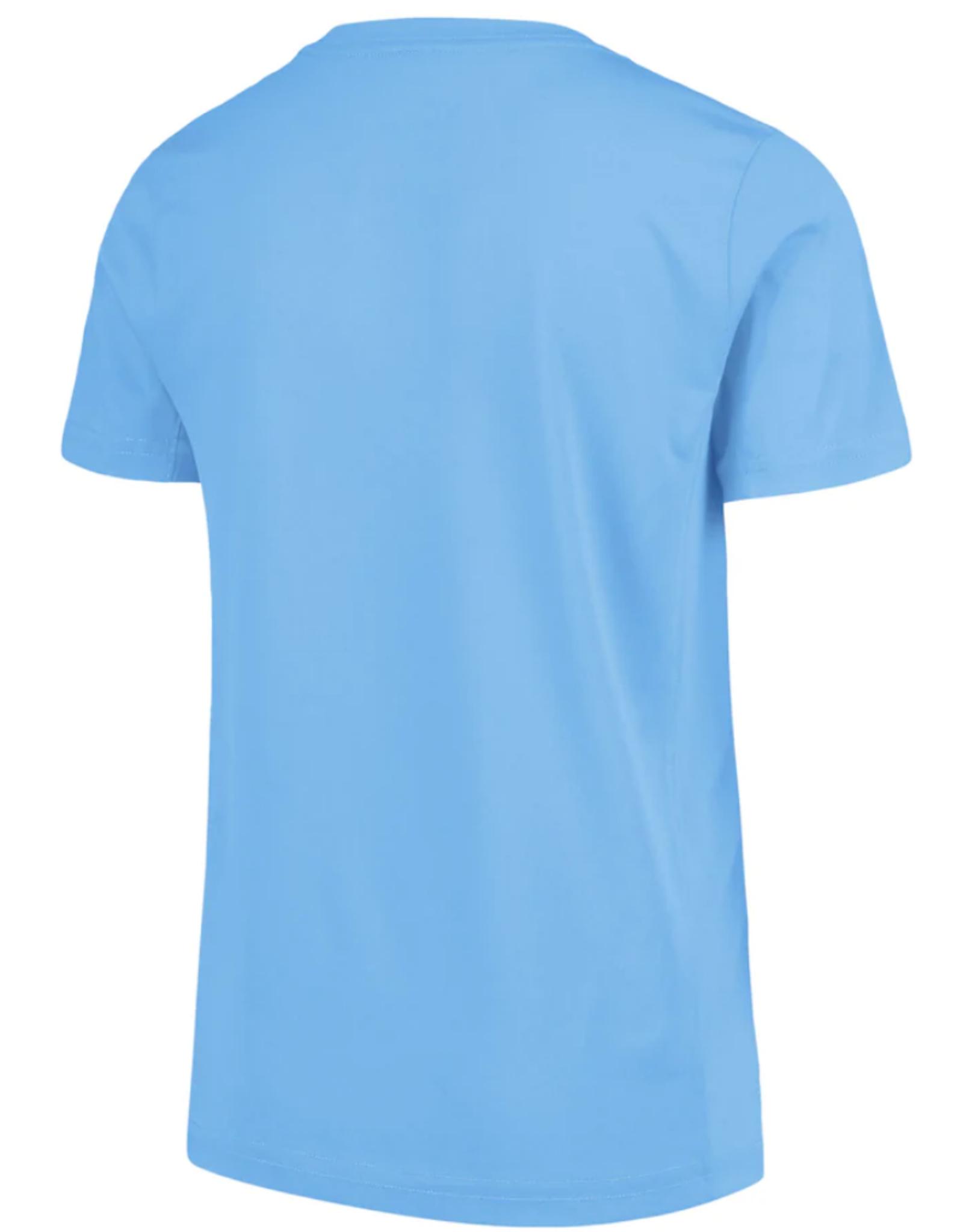 '47 Men's Fan T-Shirt Manchester City Blue