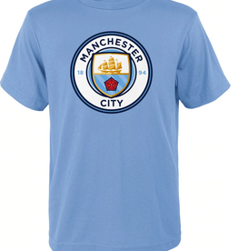 '47 Men's Fan T-Shirt Manchester City Blue