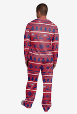 Forever Collectables FOCO Men's Holiday Pajama Set Montreal Canadiens