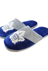 Forever Collectables FOCO Men's '20 Big Logo Slipper Toronto Maple Leafs