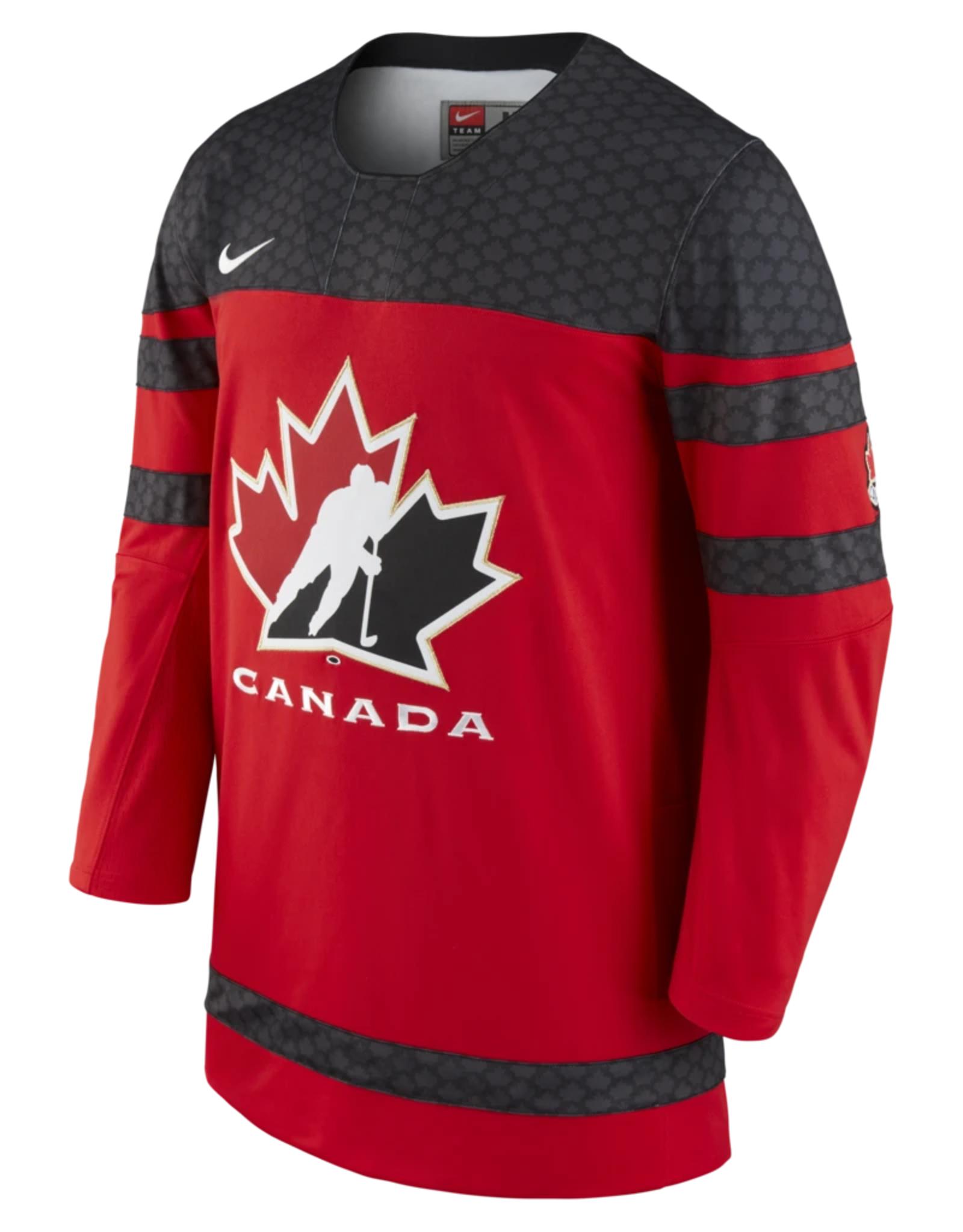 Nike Team Canada Men's Replica Jersey Red