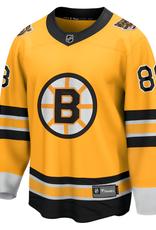 Fanatics Fanatics Adult Breakaway Retro Reverse Boston Bruins Pastrnak Jersey