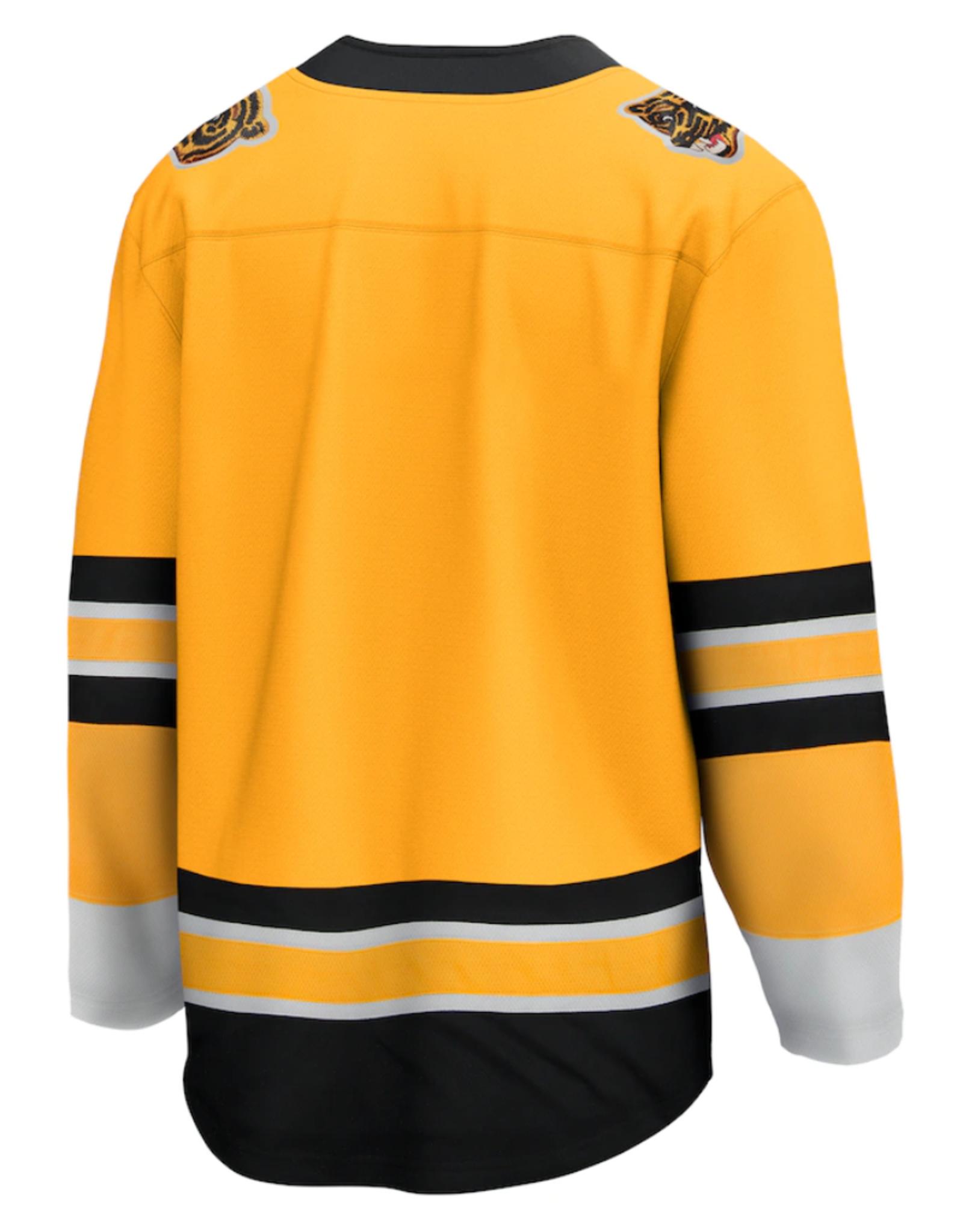 Fanatics Fanatics Men's Breakaway Retro Reverse Jersey Boston Bruins