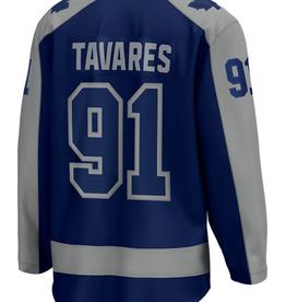 Fanatics Fanatics Men's Tavares #91 Retro Reverse Jersey Toronto Maple Leafs