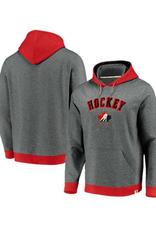 Fanatics Fanatics  Mens' Varsity Hoodie Team Canada Grey