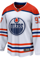 Fanatics Fanatics Men's Breakaway McDavid #97 Retro Reverse Jersey Edmonton Oilers