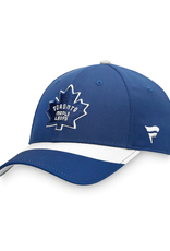 Fanatics Fanatics Men's Retro Reverse Adjustable Hat Toronto Maple Leafs Navy