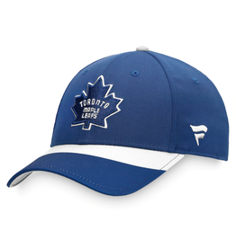 Fanatics Fanatics Men's Retro Reverse Adjustable Hat Toronto Maple Leafs Navy/Grey