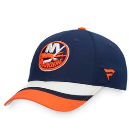 Fanatics Fanatics Men's Retro Reverse Adjustable Hat New York Islanders Navy