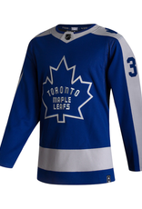 Adidas Adidas Men's Retro Reverse Matthews #34 Jersey Toronto Maple Leafs Blue/Grey