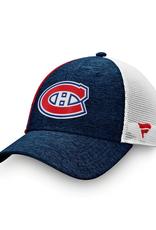 Fanatics Fanatics Men's '20 Locker Trucker Mesh Hat Montreal Canadiens