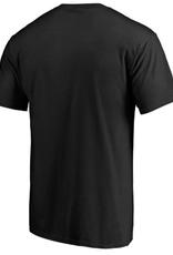 '47 Men's Fan T-Shirt Philadelphia Flyers Black