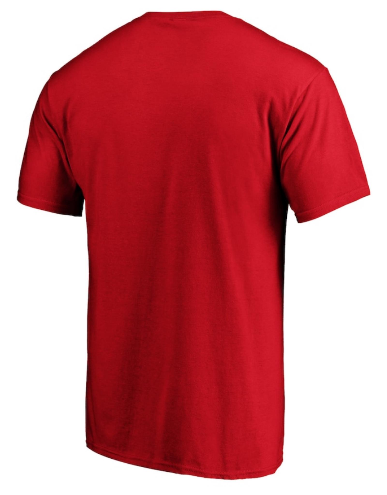 '47 Men's Fan T-Shirt New Jersey Devils Red
