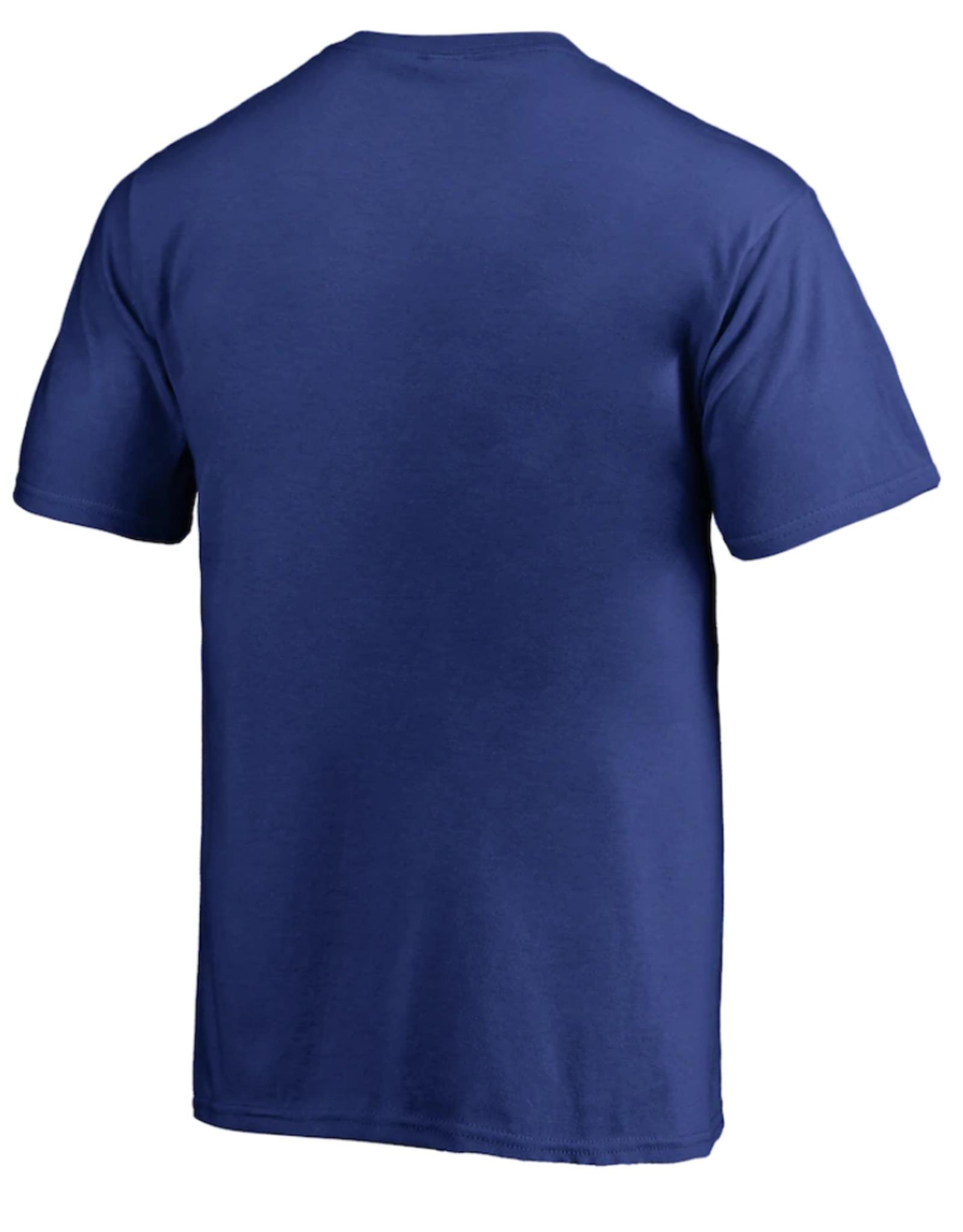 '47 Men's Fan T-Shirt Tampa Bay Lightning Blue